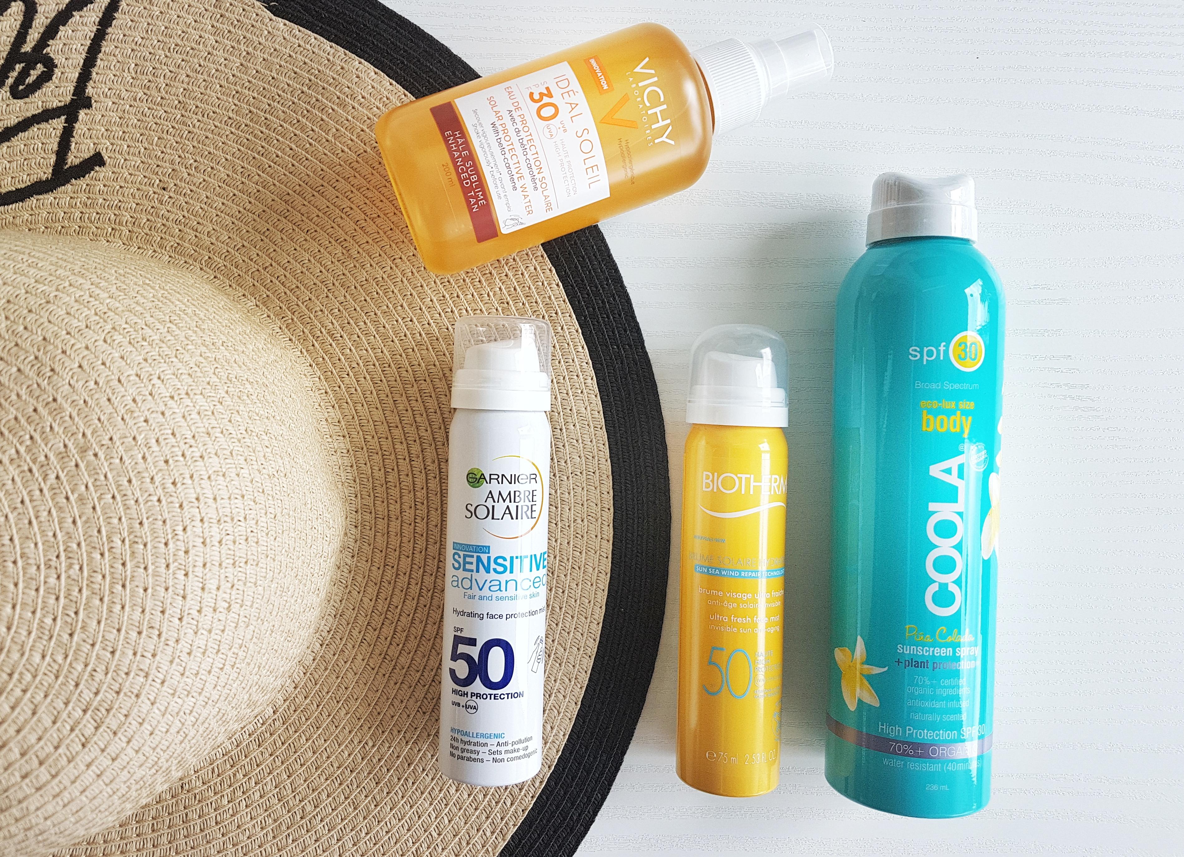 Dette bør du vite om solkrem på spray toneskipa.no